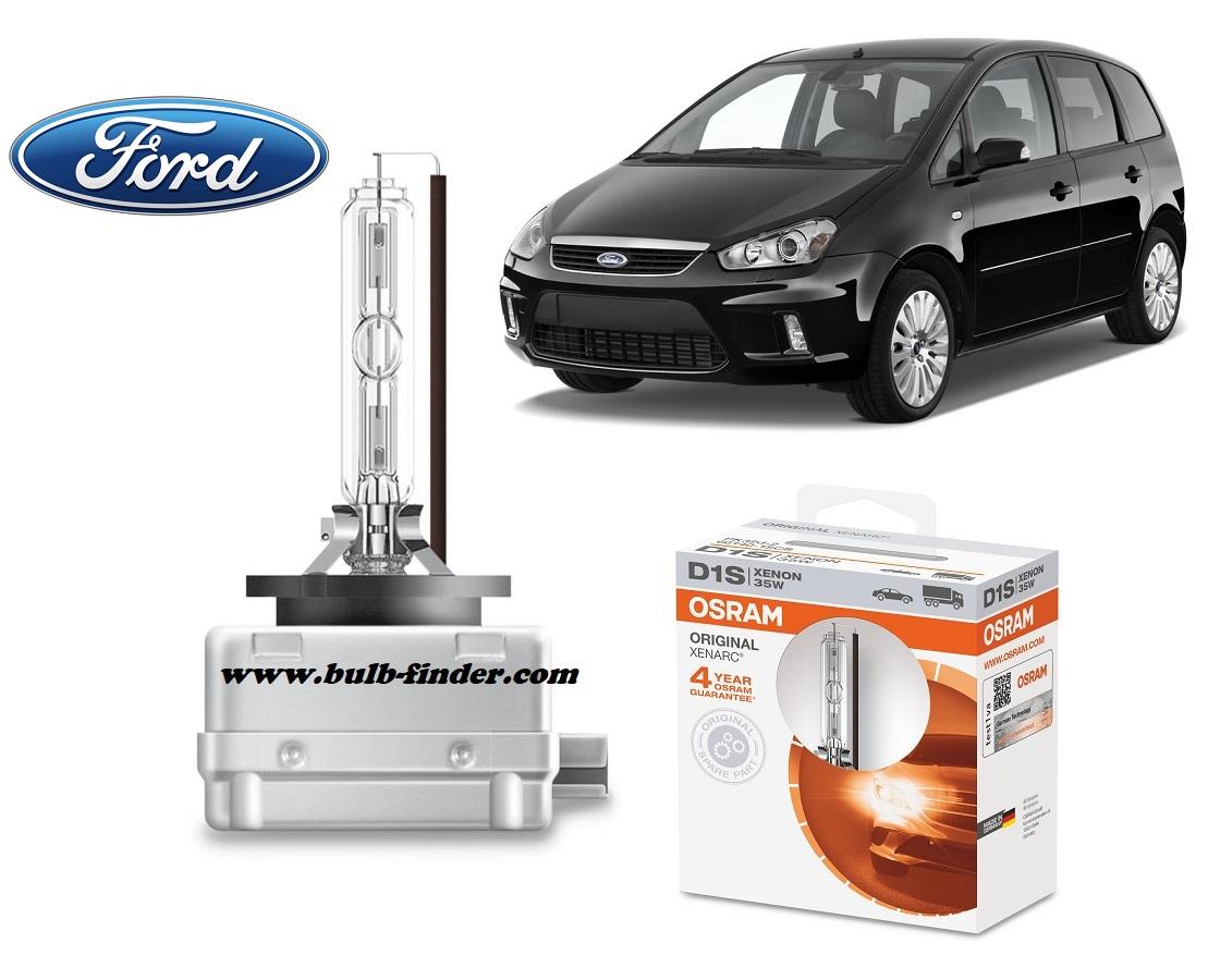 Ford C Max bi-xenon bulb model LOW BEAM