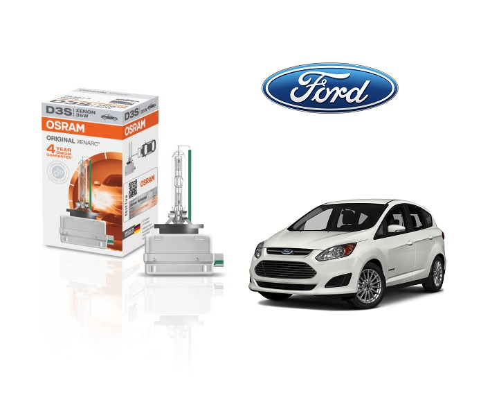 Ford C Max bulb model LOW BEAM