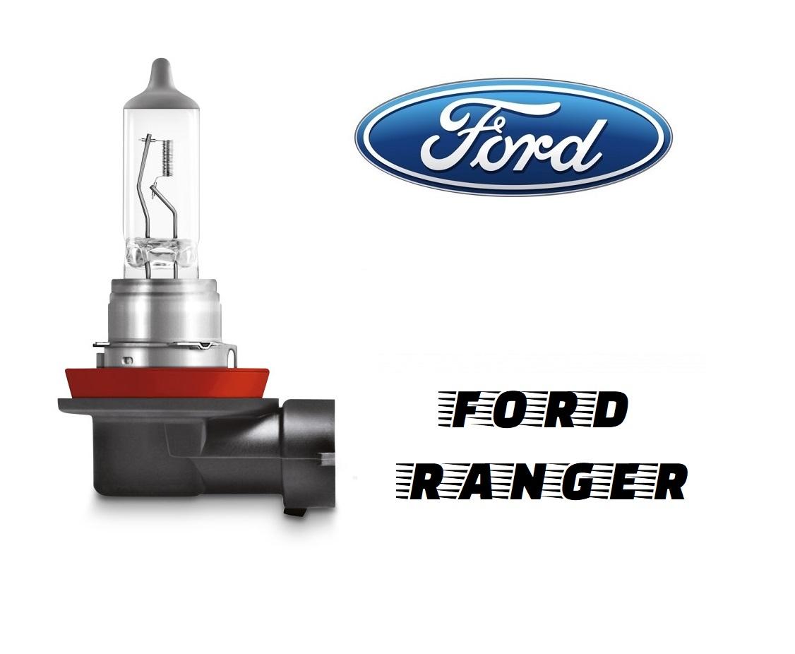 Ford Ranger 3 bulb model LOW BEAM specification