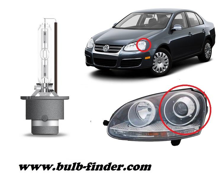 VW Jetta Mk3 model bulb for LOW BEAM HEADLIGHT specification