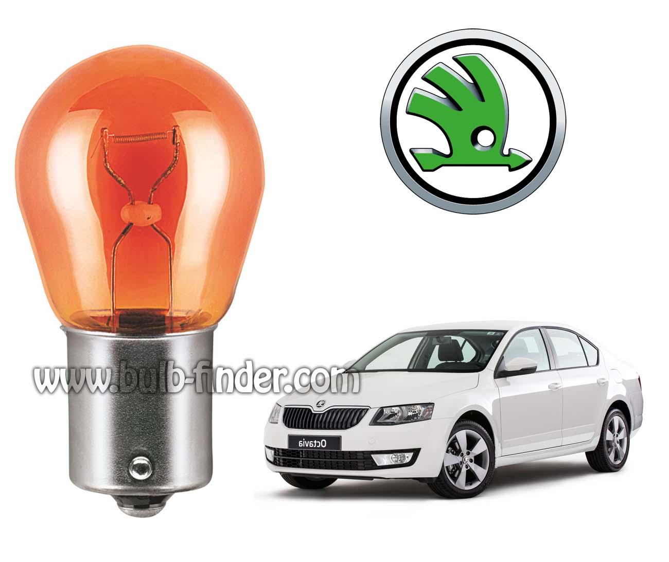 Skoda Octavia bulb model DIRECTION TURN SIGNAL